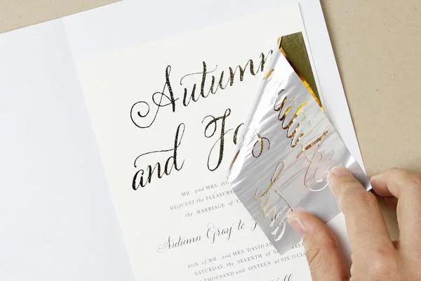 Inexpensive Wedding Programs