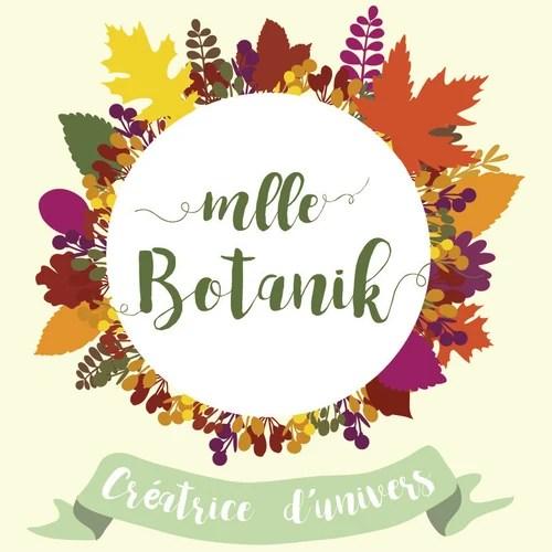 Logo Melle Botanik