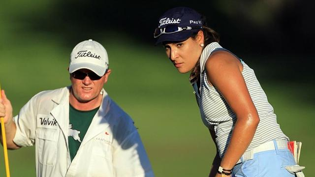 Uribe claims Women's Australian Open lead - Golf