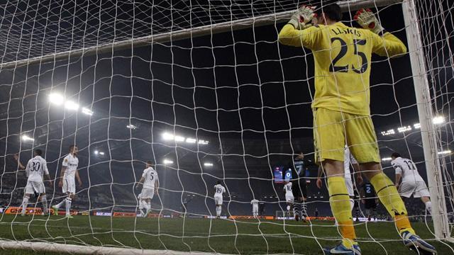 Lloris earns Tottenham point at Lazio-Football-Europa League