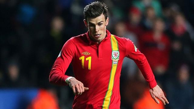 Bale targeting Wales fitness boost-Football-World Cup