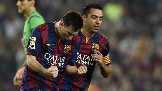 برشلونة يفاوض 5 لاعبين لتعويض رحيل تشافي-كرة القدم-الدوري الإسباني