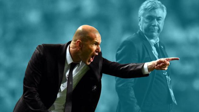 Zidane & Ancelotti