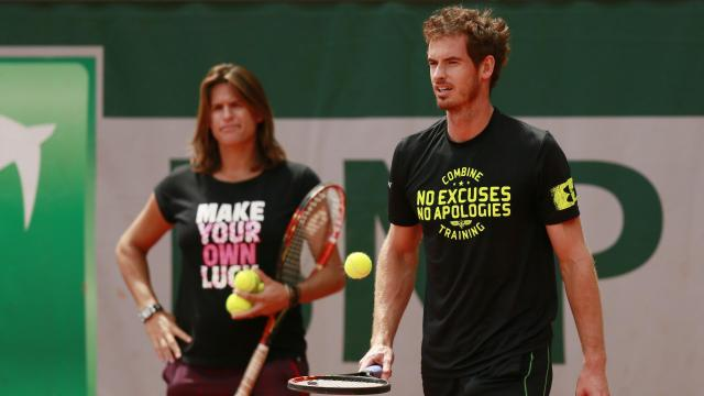 ANDY MURRAY COULD OPT FOR A BIG-NAME COACH