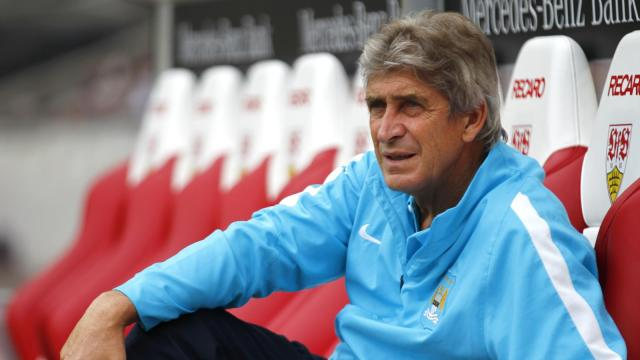 Manuel Pellegrini signs new Manchester City deal - Premier League ...