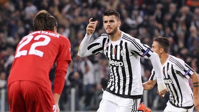 Le Pagelle Di Juventussiviglia 20  Champions League