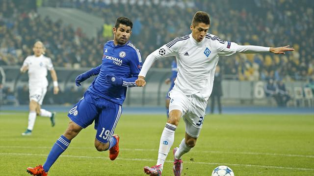 Live Dynamo Kiev  Chelsea  Champions League  20 October