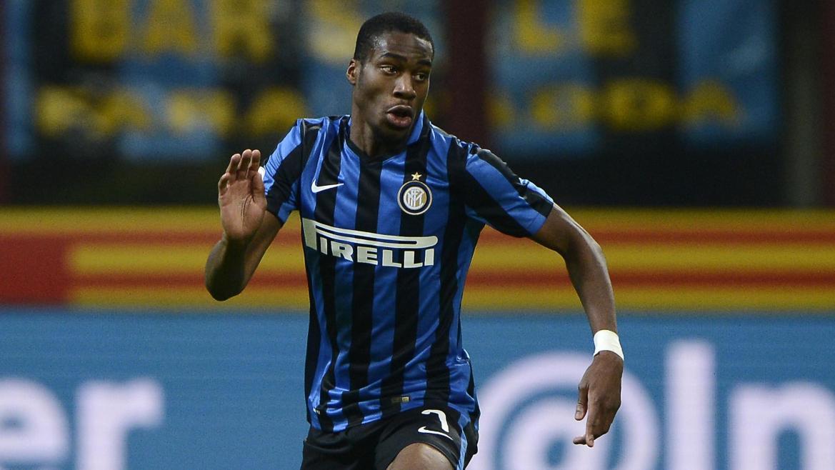 Geoffrey Kondogbia (Inter Milan) - Serie A 2015-2016