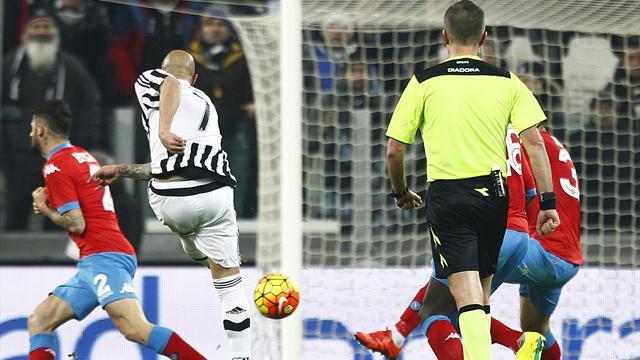 Le Pagelle Di Juventusnapoli 10  Serie A 20152016