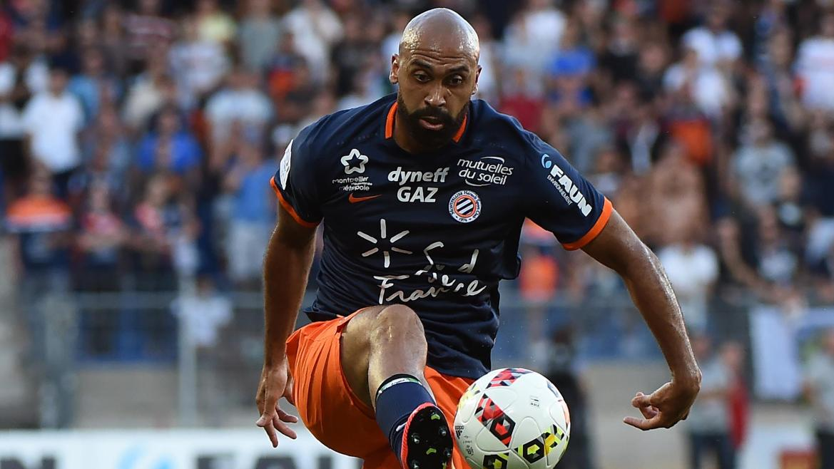 Gregory Vanden Borre avec Montpellier - 2016