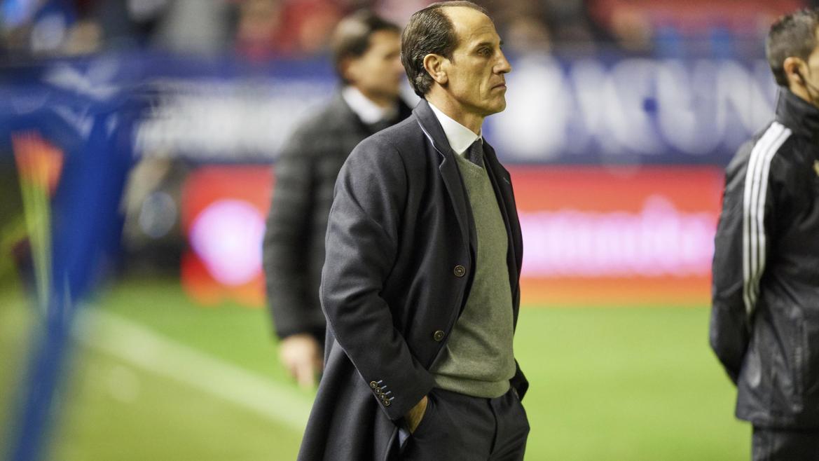 Voro, l'entraîneur de Valence