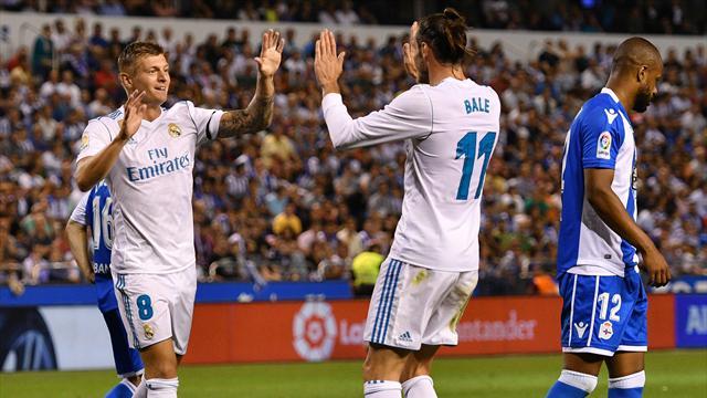 Liga BBVA : Résultat de la 1ère journée