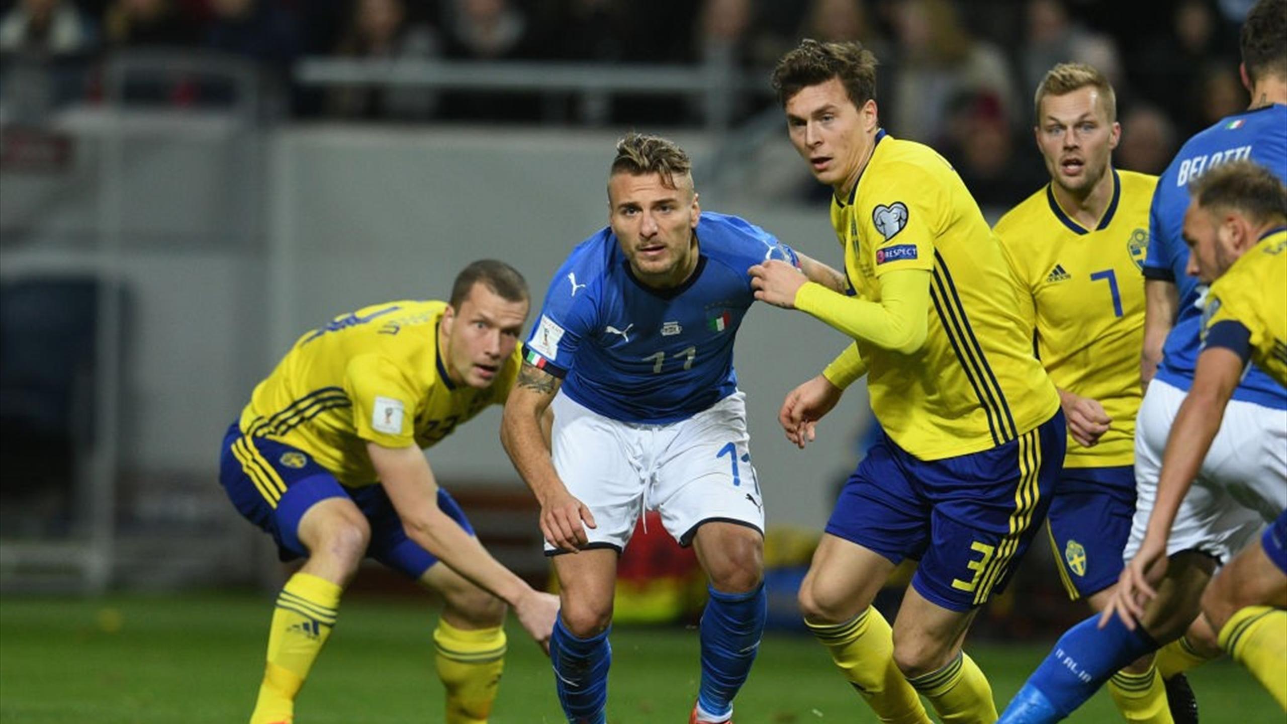 Svezia Italia In Diretta Tv E Live Streaming