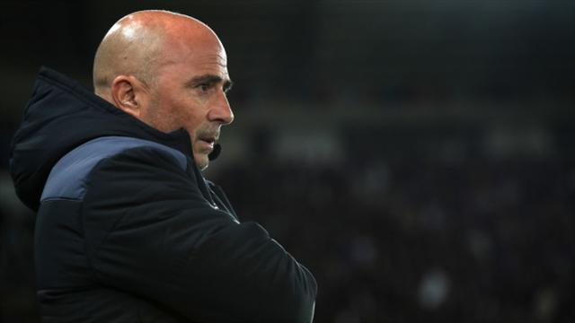 Jorge Sampaoli bemused by Argentina's collapse against Nigeria