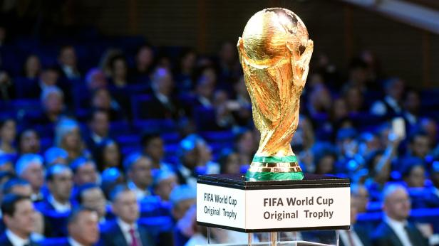 fifa trophy in pakistan