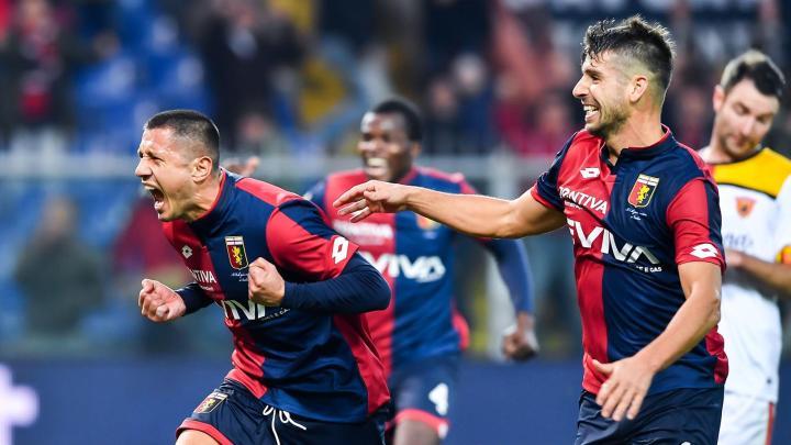 Lapadula fa felice il Genoa di Ballardini | numerosette.eu