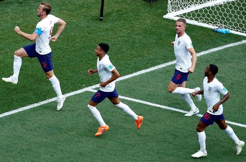 L'Angleterre face au Panama