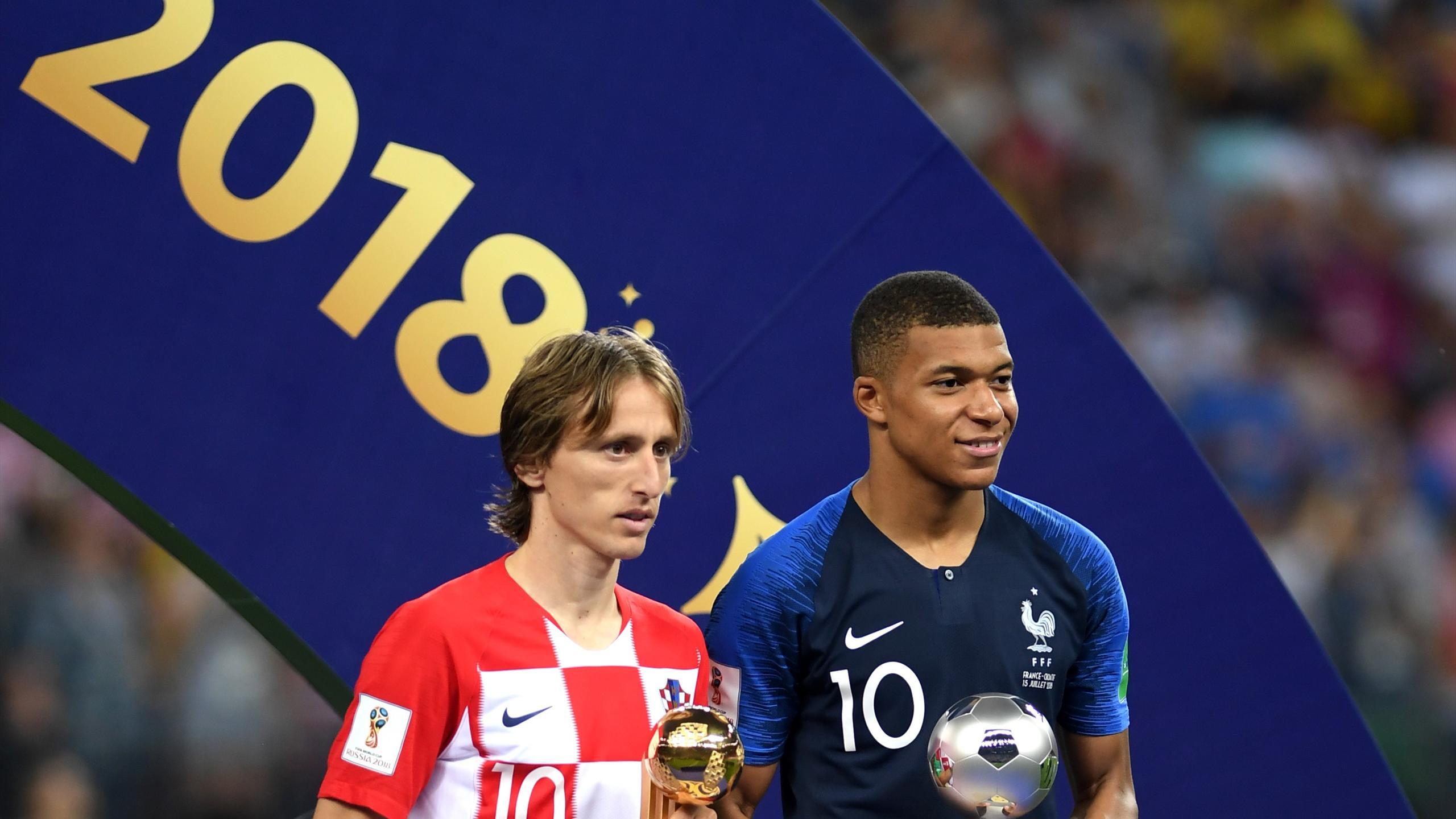 Dalla Francia Mbappé Favorito Per La Vittoria Ronaldo E