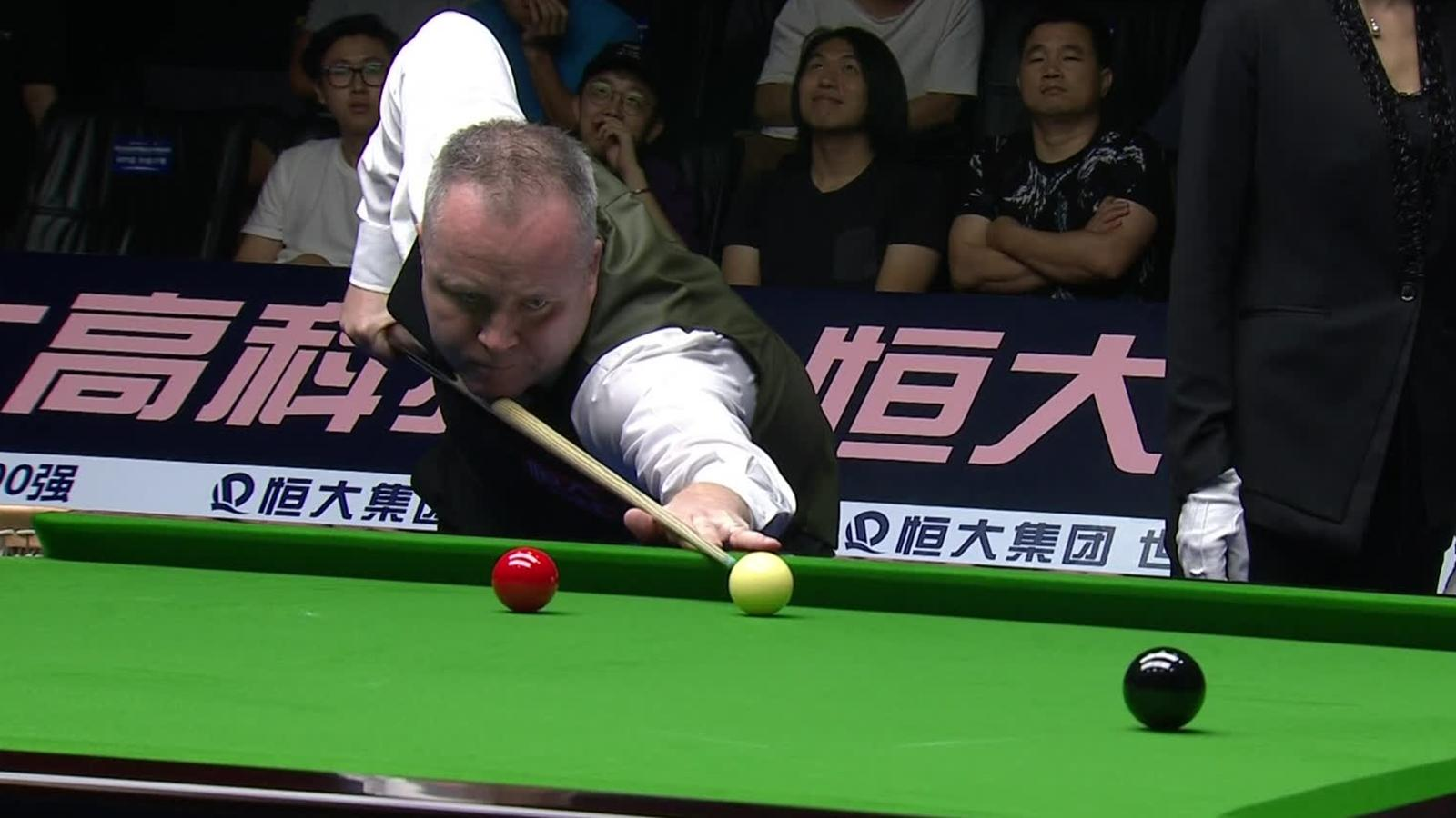 Snooker news  John Higgins and Judd Trump ease through to
