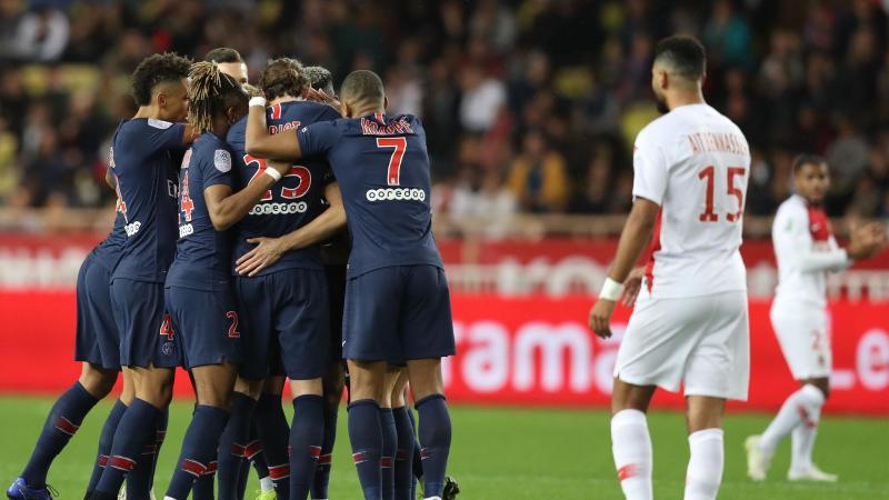 Ligue 1, PSG, Monaco