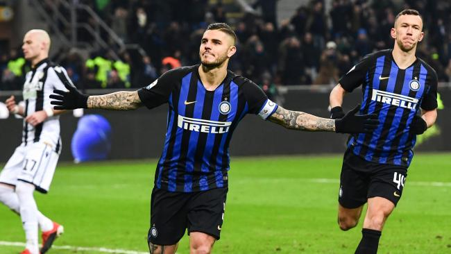 Image result for inter vs udinese photos getty images