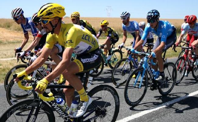 Tour De France 2019 Die 4 Etappe Heute Live Im Tv Und Im