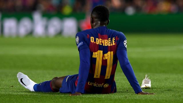 Contract row cost Ousmane Dembele a transfer to Manchester United - Paper  Round - Eurosport
