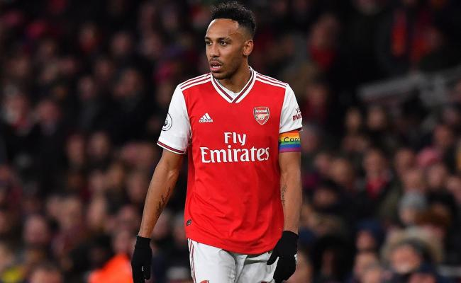 Pierre Emerick Aubameyang Set For Arsenal Exit Paper