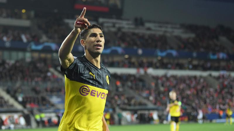 Mercato Serie A Achraf Hakimi Signs At Inter Milan Until 2025 Serie A 2019 2020 Football World Today News