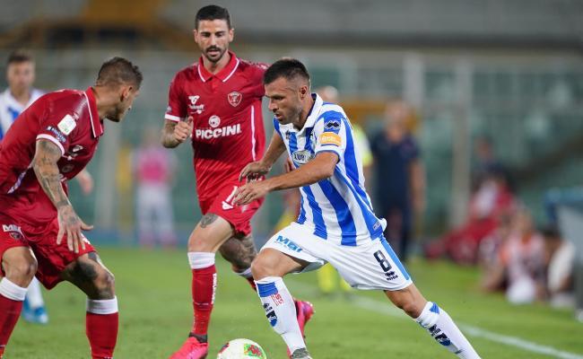 Playoff Serie B Pescara Perugia 2 1 I Biancazzurri