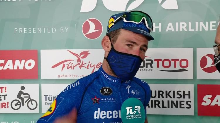 Tour of Turkey 2021 - 'Immensely proud' - Mark Cavendish ...
