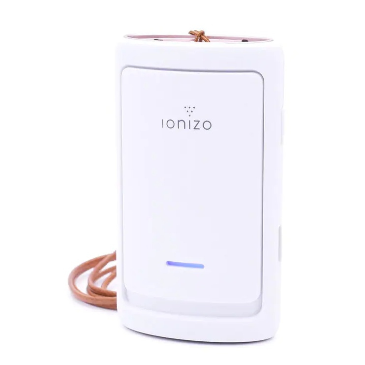 Ionizo 2-in-1 Portable Air Purifier with intelligent air