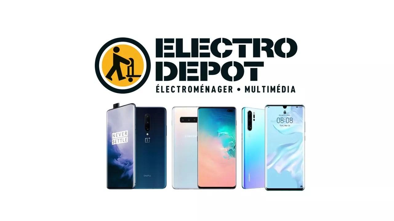 electro depot notre selection de
