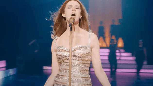 In Aline's trailer, Valérie Lemercier becomes a Celine Dion truer than life