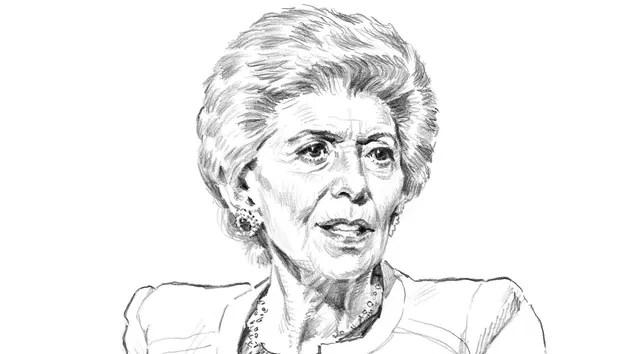 Hélène Carrère d'Encausse: «Le moment est venu de repenser
