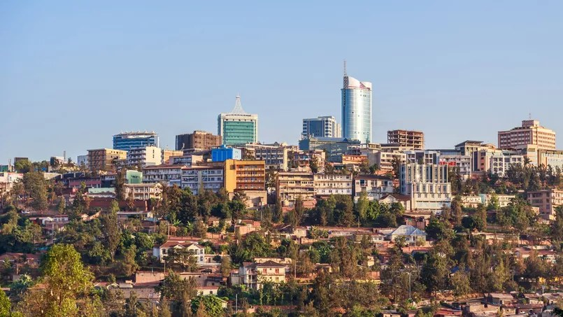 Kigali la capitale du Rwanda o lon vit aussi bien qu New York