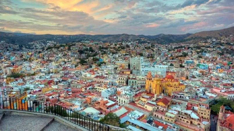 Dcouvrez les villes et villages les plus colors du monde