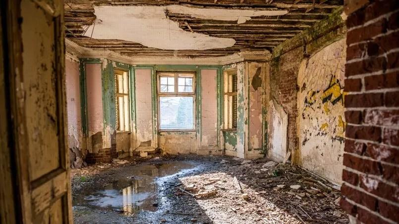 Dans ce cas de figure, une rénovation extrême est à prévoir...
