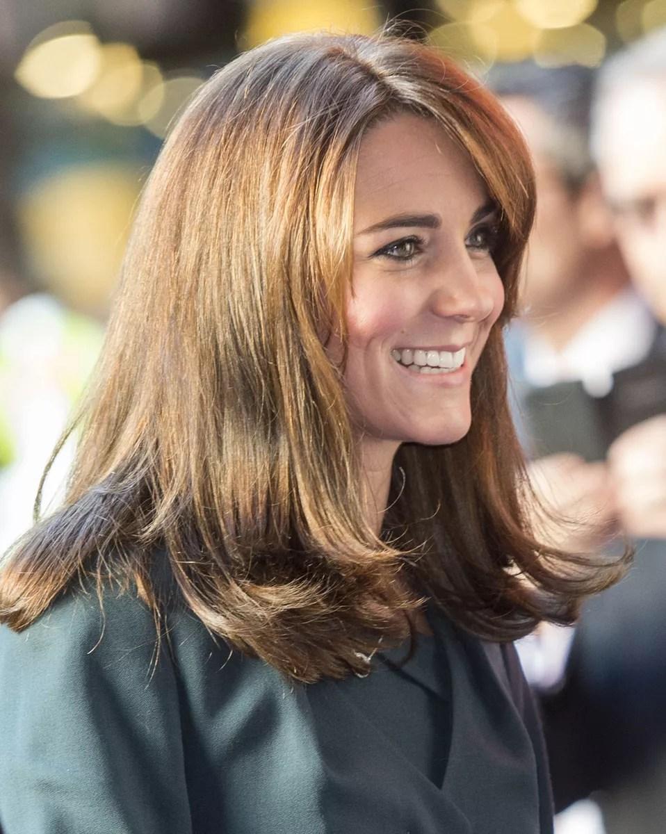 Kate Middleton A Une Nouvelle Coupe De Cheveux Madame Figaro