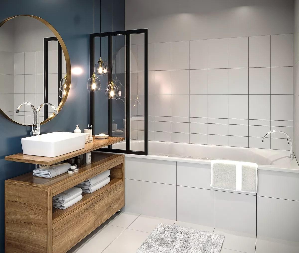 Comment relooker une salle de bains   Madame Figaro