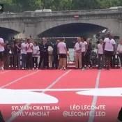 JO 2024  Paris et lexquise esquisse olympique  JO 2024  Jeux olympiques
