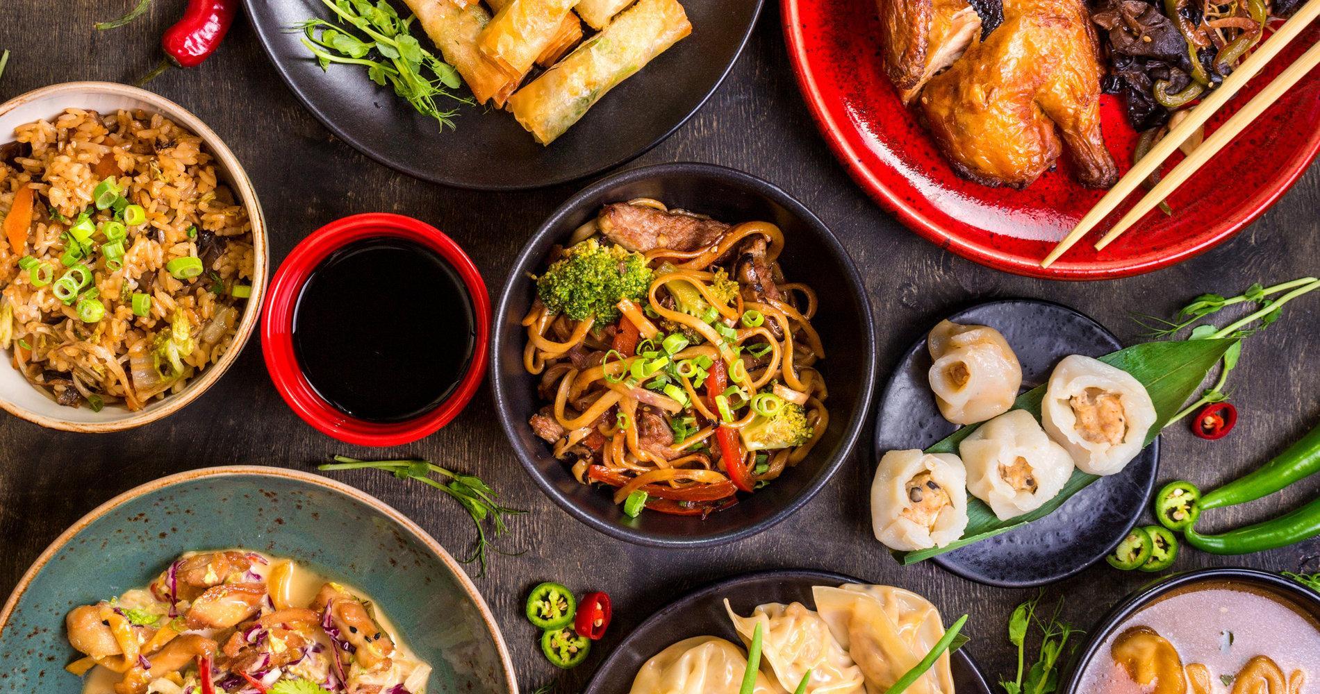 Nouvel An chinois  les plus belles recettes et le meilleur de la cuisine asiatique  Cuisine