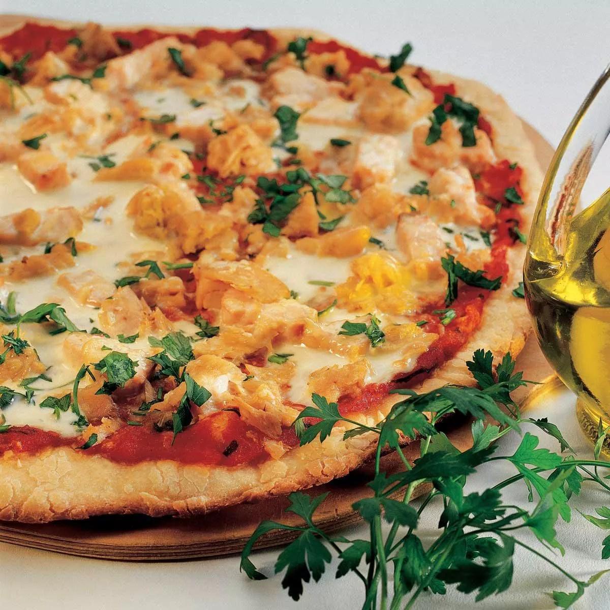 Nos recettes de pizzas maison faciles  raliser  Cuisine