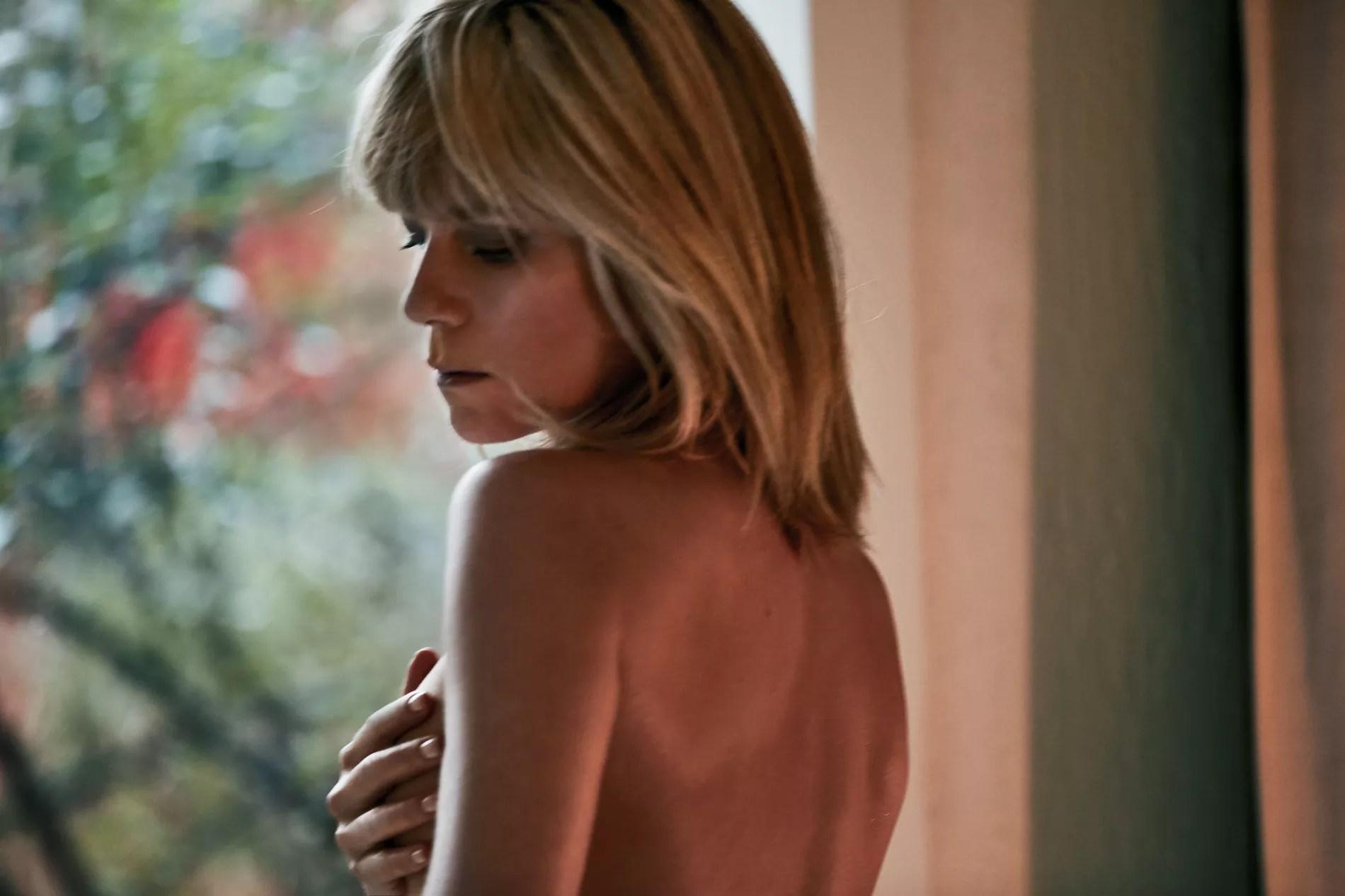 Marina Fos  Le cinma cest une addiction  Madame Figaro