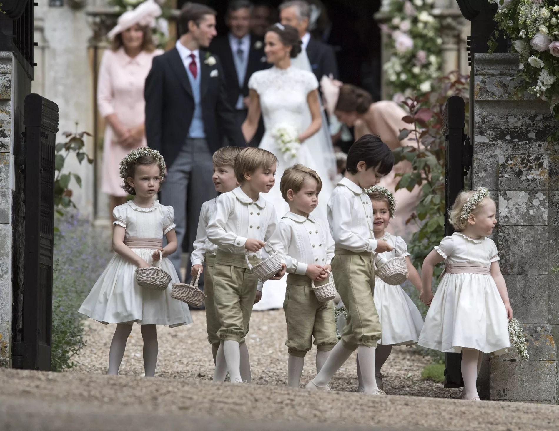 Pippa Middleton  toutes les photos de son mariage avec