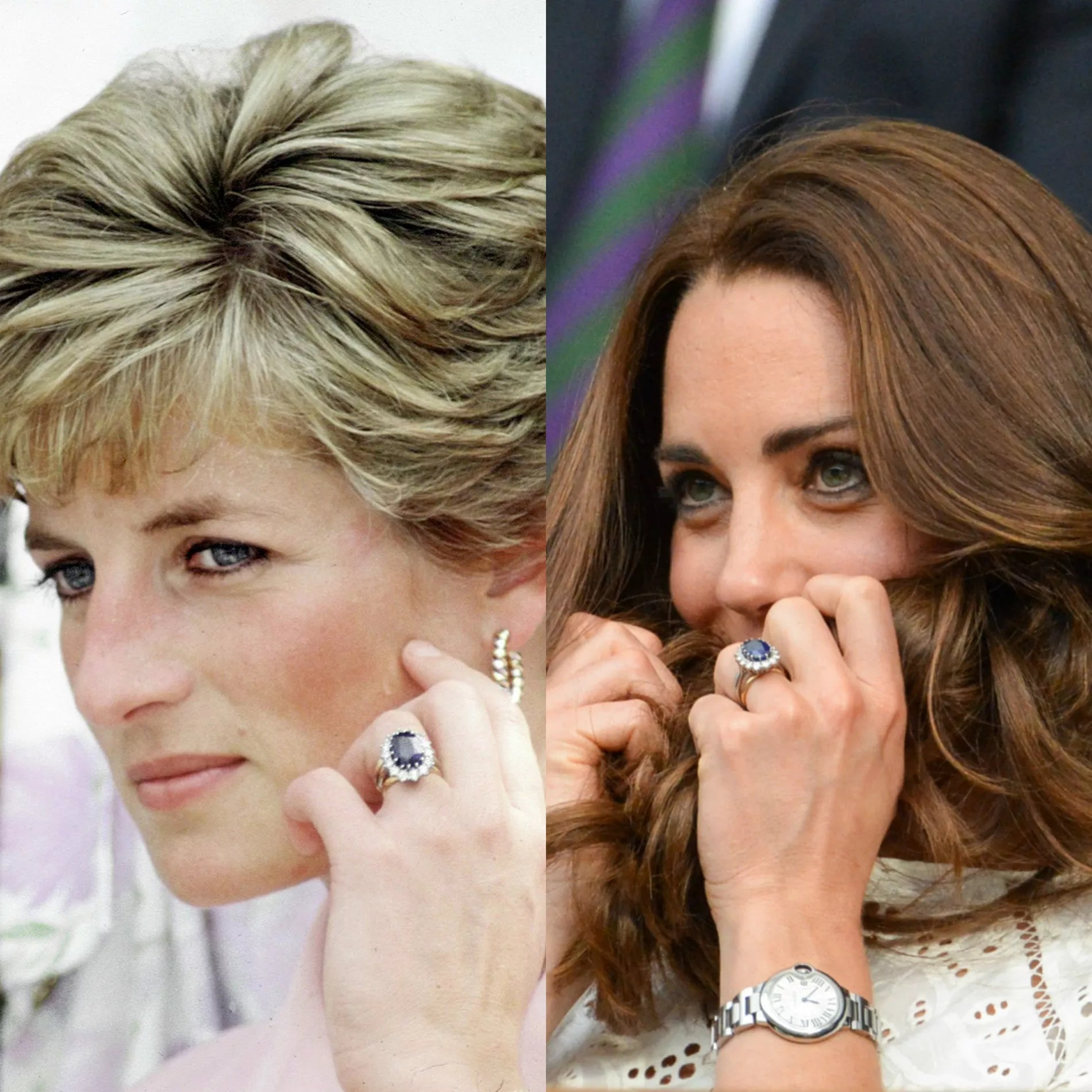Kate Middleton Ses Clins Dil Stylistiques Lady Diana