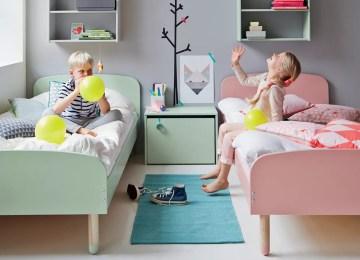Chambre Enfant Delimite Fille Garaçon | 29 Facile Chambre Enfant ...