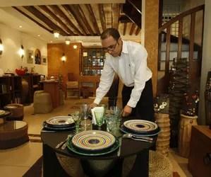 Le Figaro  Le Comptoir de Tunisie  Paris 75001  Cuisine Nord Africaine Mditerranenne