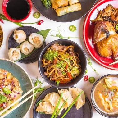 Salade nouvel an chinois  Recettes faciles et rapides