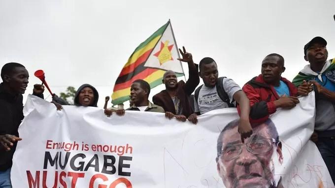 Zimbabwe : le président se dit «prêt à mourir»